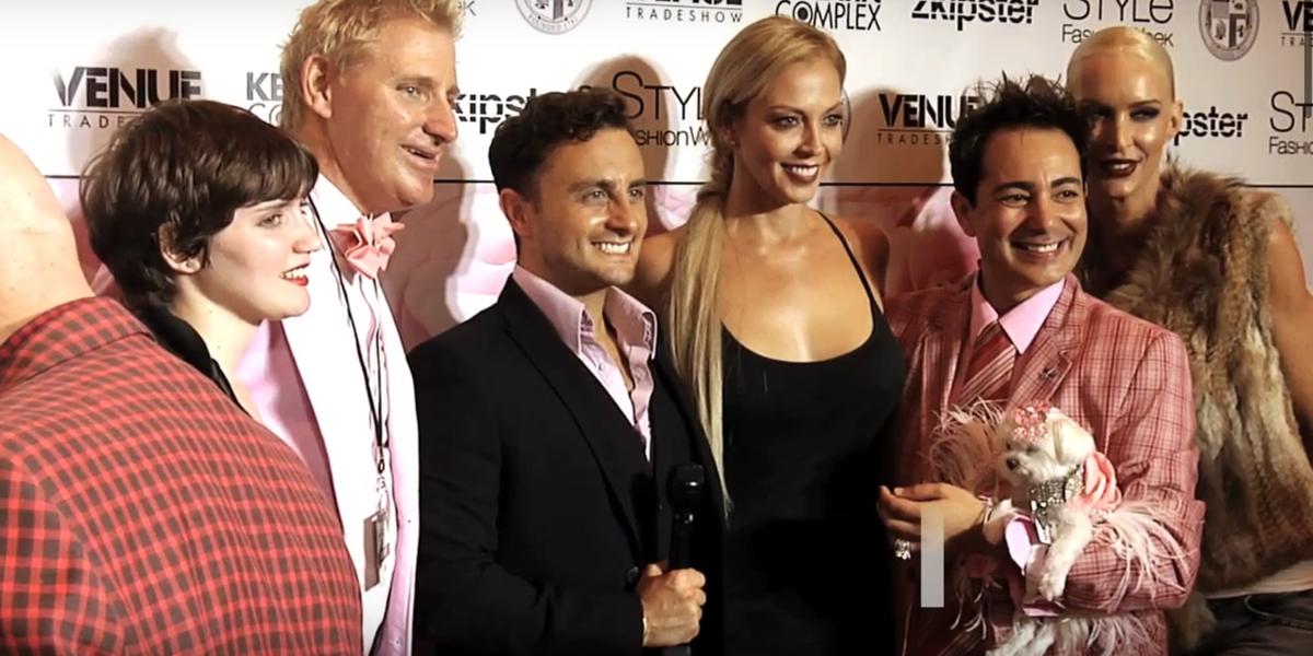 V Channel - Showbuzz LA Style Week 2015