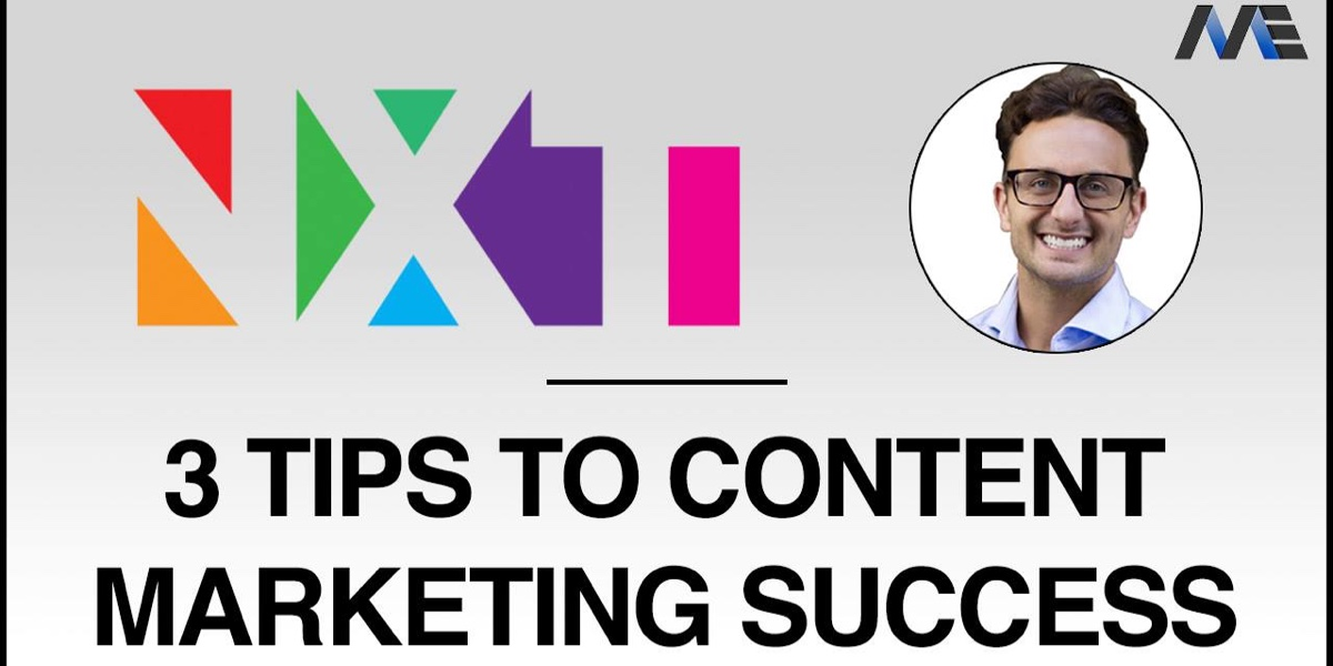 3 Tips to content marketing success