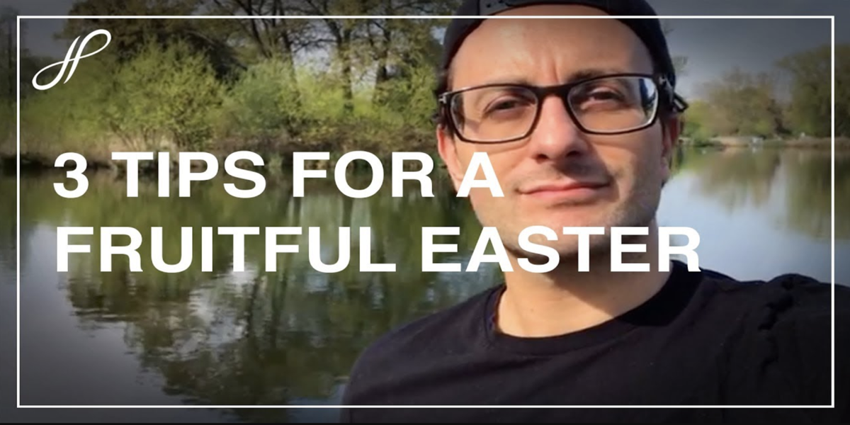 3 Tips to having a fruitful Easter weekend