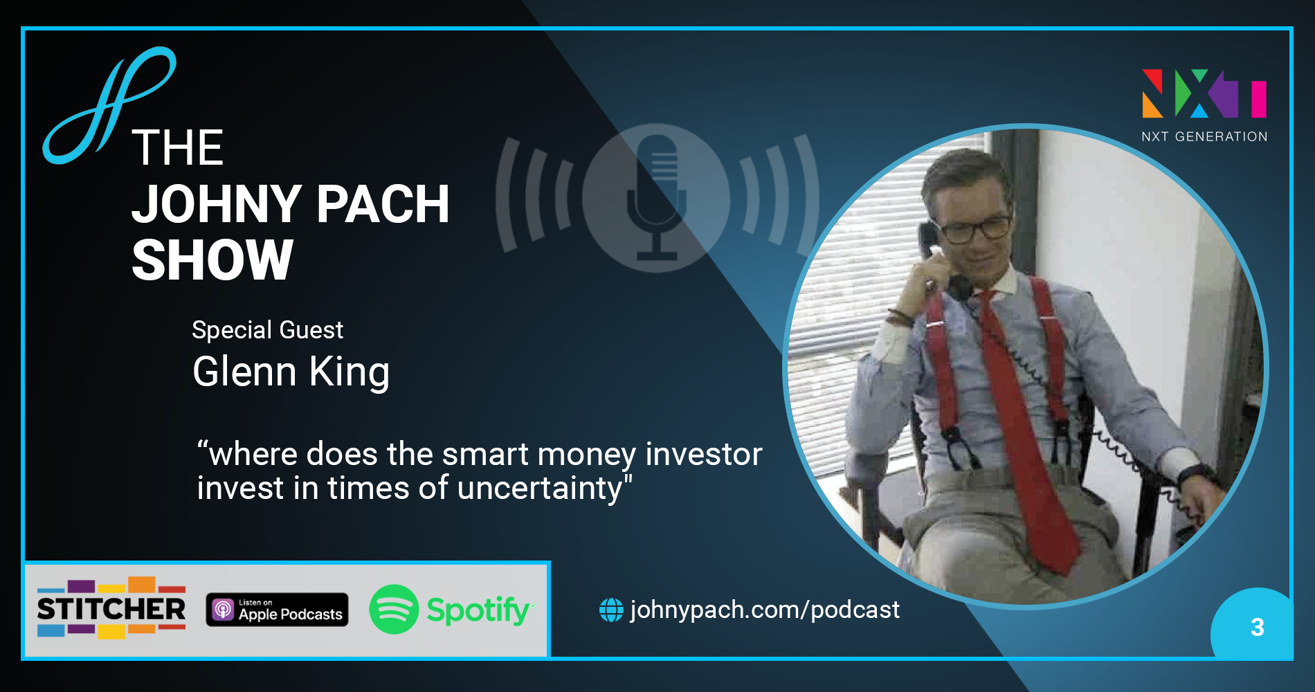 //johnypach.com/wp-content/uploads/2020/06/Podcast-Glen-king-ep3-1900x1000-1.png