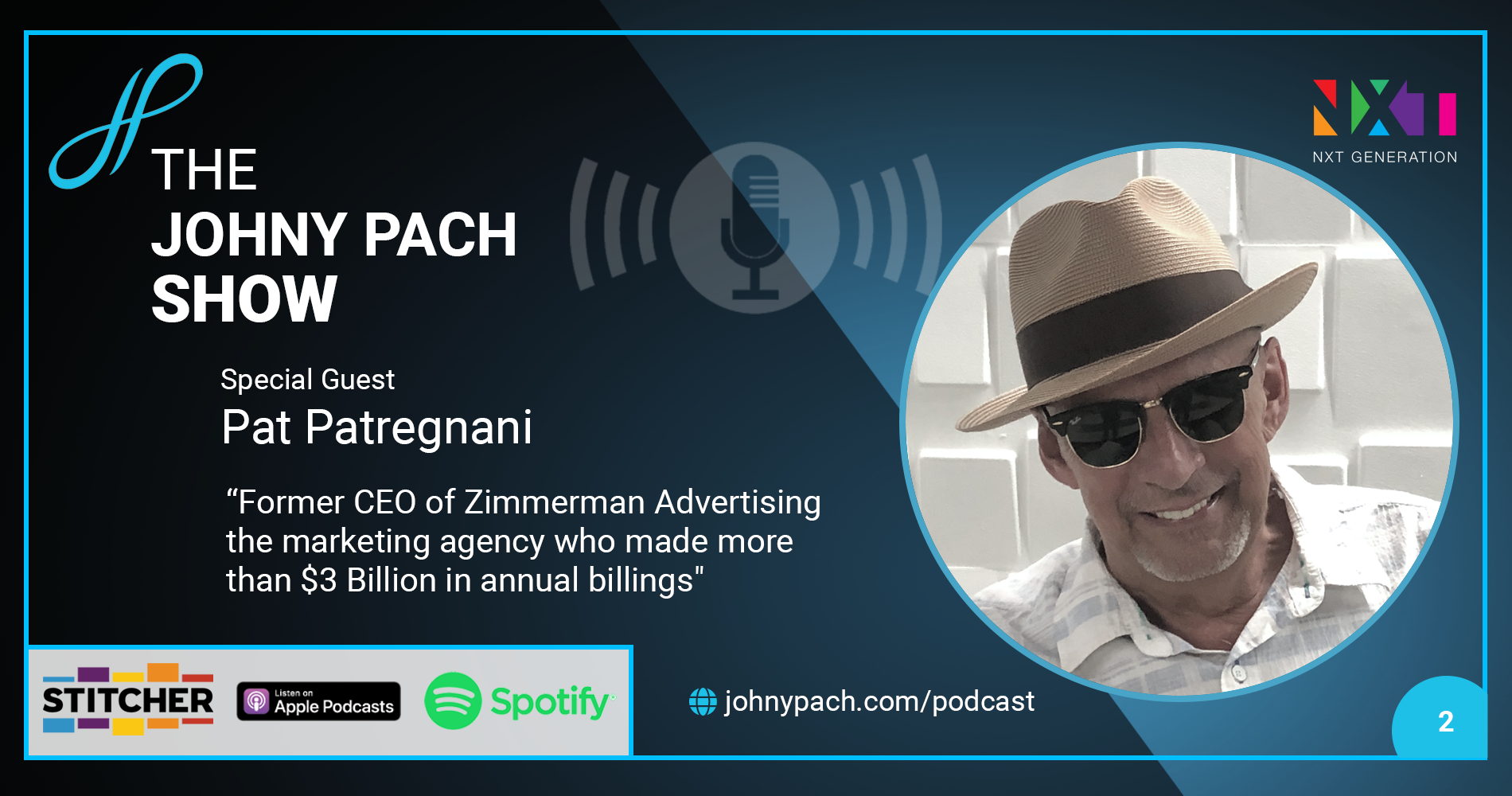 //johnypach.com/wp-content/uploads/2020/06/Podcast-Pat-patregnani-ep2-1900x1000-1.png